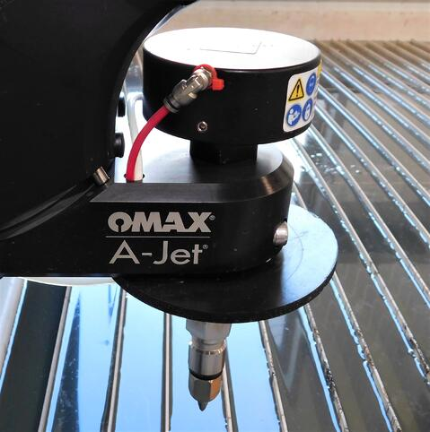 OMAX 60120 Custom Cutting Waterjet