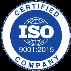 ISO Logo 9001 2015