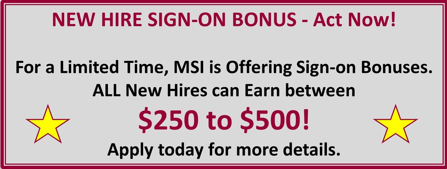Hiring Bonus Image for www.msivt.com - 061220