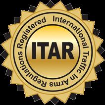 International Traffic in Arms Regulations (ITAR)
