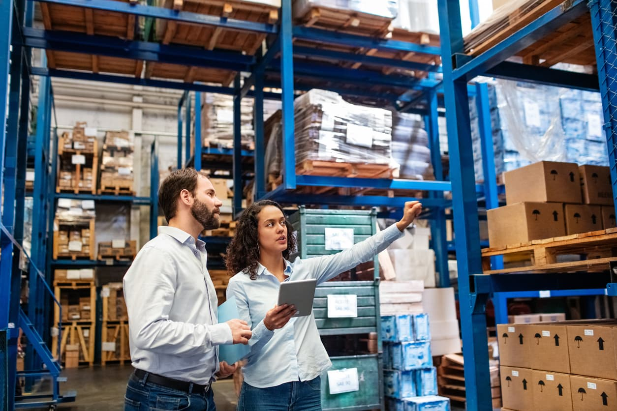 Warehouse Receiving & Inventory Services