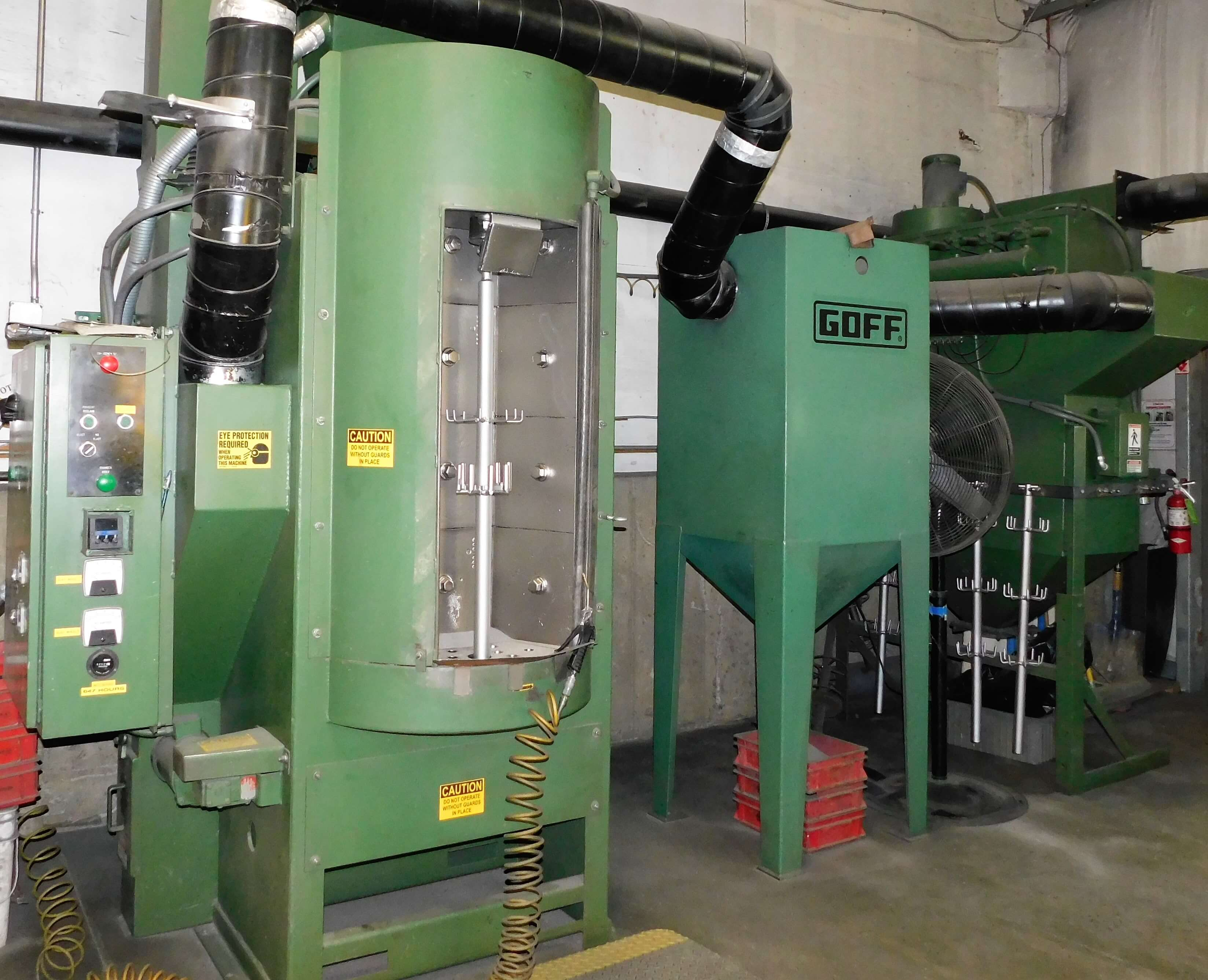 Metal Processing and Finishing Equipment